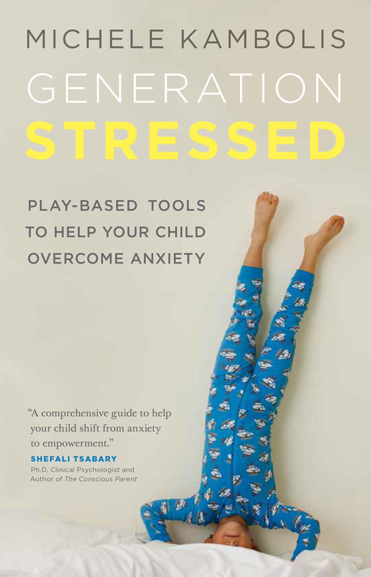 Generation Stressed book cover